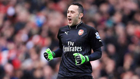 Ospina ngày càng chứng tỏ được phẩm chất tại Arsenal