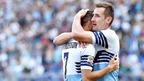 Những chiến thắng gần đây là cơ sở để Lazio hy vọng sẽ đánh bại Juventus cuối tuần này