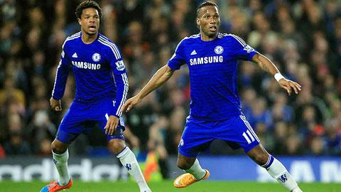 Hàng công Chelsea chưa đáp ứng được yêu cầu