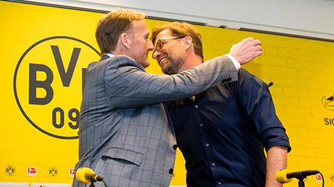 Klopp sẽ đến đâu khi rời Dortmund?