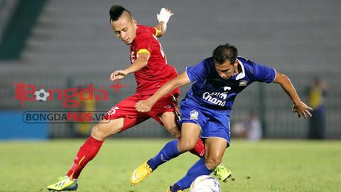 ĐT Việt Nam chung bảng với đối thủ duyên nợ Thái Lan - Ảnh: Minh Tuấn