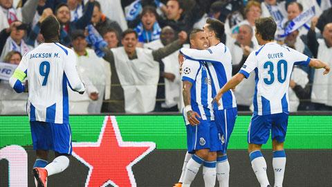 Porto đã tận dụng rất tốt những sai lầm của hàng thủ Bayern
