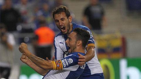 Điểm tựa sân nhà sẽ giúp Levante trả mối hận thua Espanyol ở lượt đi