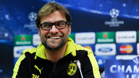 HLV Klopp chia tay Dortmund sau 7 năm gắn bó