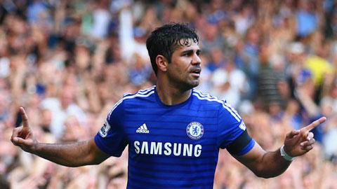 Tin giờ chót : Diego Costa tái xuất ở trận Arsenal vs Chelsea