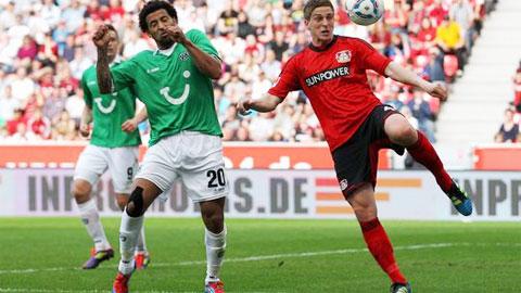 Leverkusen vs Hannover