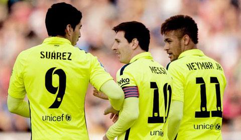 21h00 trực tiếp Barca vs Valencia: M-S-N đối đầu Alcacer