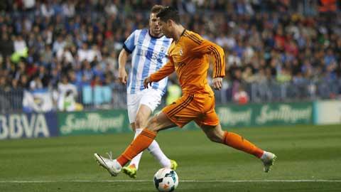 Cánh cửa vô địch lại mở ra với Ronaldo và đồng đội sau bước ngoặt vòng trước