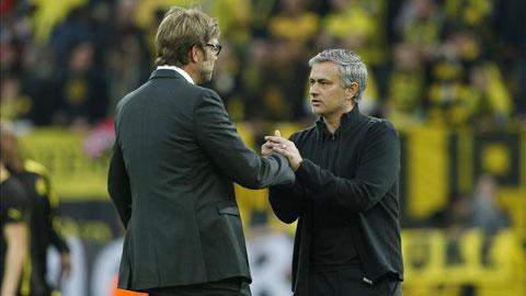 Mourinho rất tôn trọng Klopp