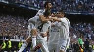 Real Madrid 3-1 Malaga:Chạy đà hoàn hảo