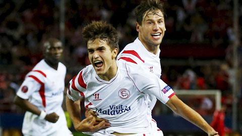 Đêm nay, Sevilla sẽ nối dài chuỗi toàn thắng trước Granada lên 7 trận