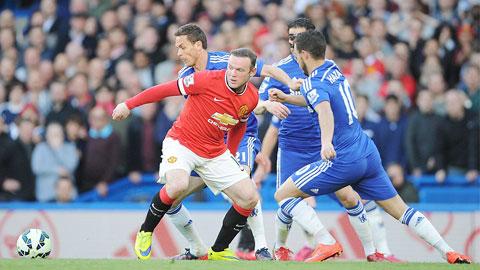 Chelsea thắng bằng sự thực dụng của Mourinho