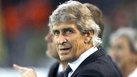 Liệu HLV Pellegrini có đưa được Man City ra khỏi cơn khủng hoảng?