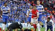 Reading 1-2 Arsenal :Vất vả vượt khó