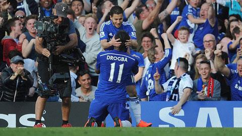 Chelsea xứng đáng với 3 điểm giành được trước M.U