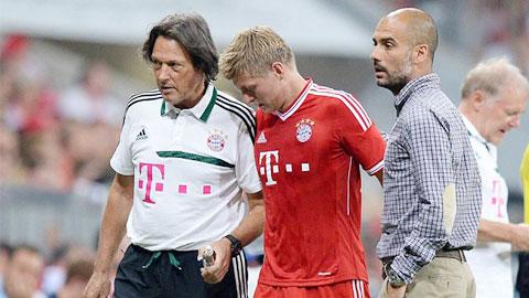 Muller-Wohlfahrt và Pep có mối quan hệ phức tạp