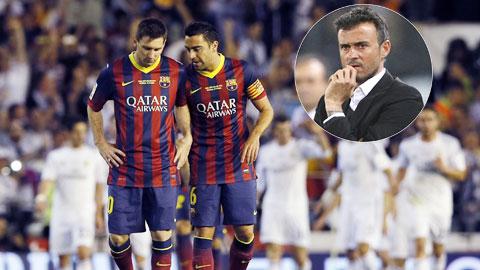 Tuy đang dẫn đầu và đã qua giai đoạn khó khăn, Barca vẫn không thể chủ quan