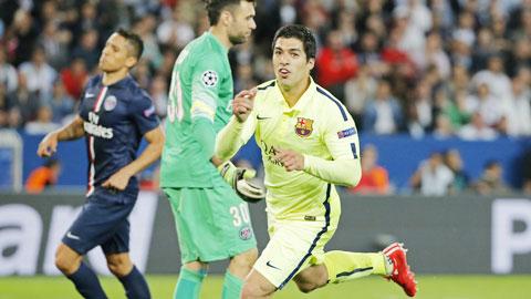 Những bàn thắng của Suarez cho Barca trong 2 tháng qua đều mang tính quyết định