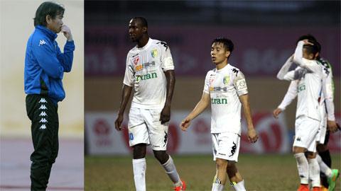 HLV Phan Thanh Hùng tin tưởng HN.T&T sẽ sớm vượt qua giai đoạn khó khăn hiện nay