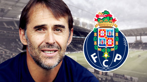 Lopetegui, người Tây Ban Nha mang tới thành công cho đội bóng xứ Bồ