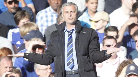 HLV Mourinho đau đầu với tình trạng chấn thương của hàng công