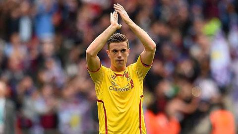 Henderson đồng ý ở lại Liverpool