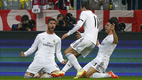 Hàng thủ Real sẽ giữ tiếng nói quyết định trong trận đánh mà hàng công của họ xơ xác vì chấn thương