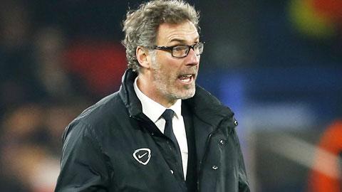 Thày trò HLV Blanc đã thua toàn diện trước Barca ở tứ kết