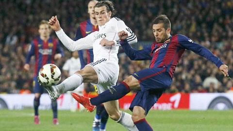 5 năm qua, chưa bao giờ vòng bán kết Champions League thiếu bóng Real hay Barca