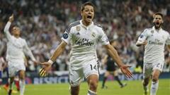 Real Madrid 1-0 Atletico Madrid (Chung cuộc 1-0):Thần Tài Chicharito