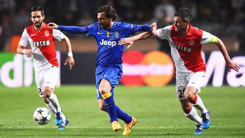 Có Pirlo, Juve có thể mơ đến những danh hiệu