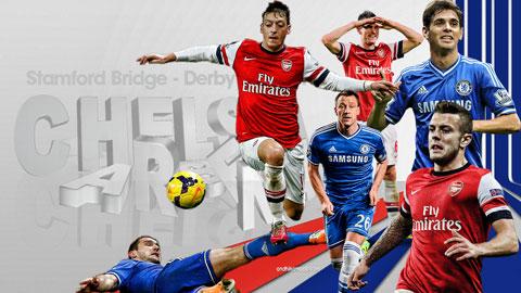 Arsenal – Chelsea sẽ là tâm điểm của bóng đá châu Âu cuối tuần này