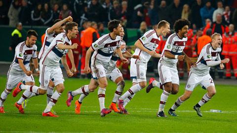 Chỉ cần đánh bại Hertha cuối tuần này là Bayern vô địch Bundesliga sớm 4 vòng