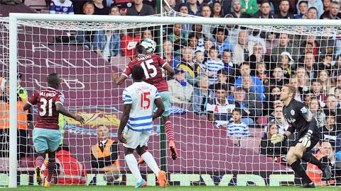 QPR vs West Ham