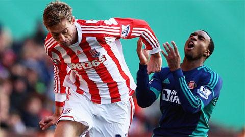 Stoke vs Sunderland