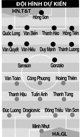 Hà Nội T&T vs HAGL: Đại chiến sao hôm - sao mai, 18h00 - Ảnh 2