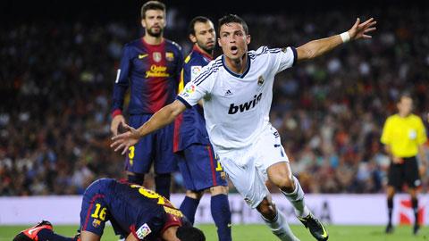 Lá thăm đã đưa đẩy để Real Madrid và Barcelona không đụng nhau ở vòng bán kết. Và một trận chung kết El Clasico hẳn là niềm hy vọng của rất nhiều người.