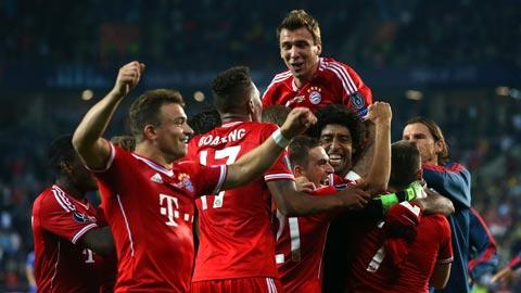 Bayern sẽ không khó nối dài chuỗi toàn thắng trước Hertha lên 8 trận đêm nay