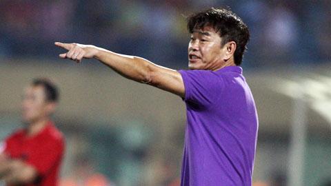 HLV Phan Thanh Hùng không hài lòng về học trò