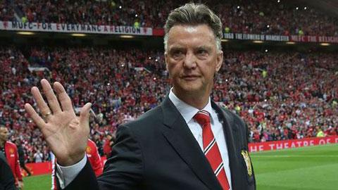 HLV Van Gaal đã định hình được lối chơi cho M.U