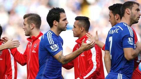 Fabregas sẽ chỉ đến những nơi nào cho anh cơ hội và mang lại vinh quang