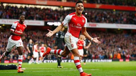 Sanchez và Hazard là hai ngôi sao tấn công đáng xem nhất Premier League hiện nay