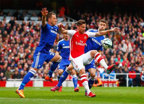 Trực tiếp, Arsenal 0-0 Chelsea: Bắt đầu hiệp 2, Drogba vào sân