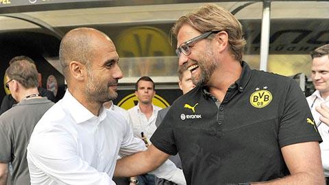 Huyền thoại Bayern muốn Klopp kế vị Guardiola