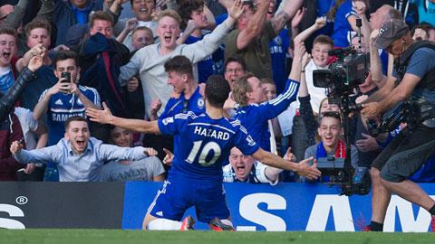 Chelsea chiếm 6 vị trí trong đội hình tiêu biểu do PFA bầu chọn