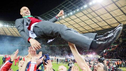 Chức vô địch Bundesliga 2014/15 là danh hiệu cao quý thứ 19 mà Guardiola giành được