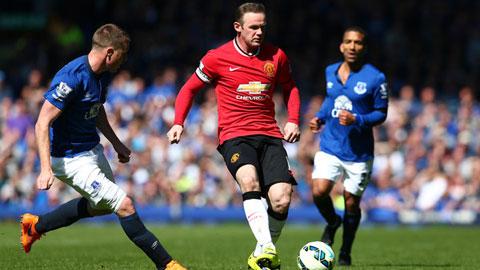Wayne Rooney dính chấn thương trong ngày gặp lại đội bóng cũ