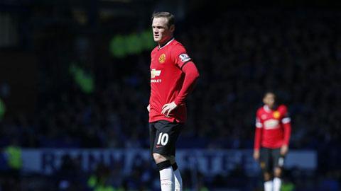 M.U vừa phải nhận thất bại muối mặt trên sân của Everton