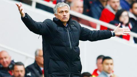 Mourinho luôn có những lí luận sắc sảo
