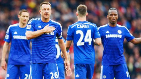 Ngày vui của Chelsea không còn xa